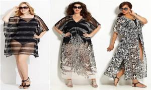 Модные летние тенденции для полных женщин