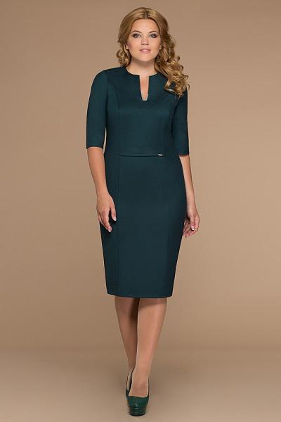 Элегантное повседневное платье