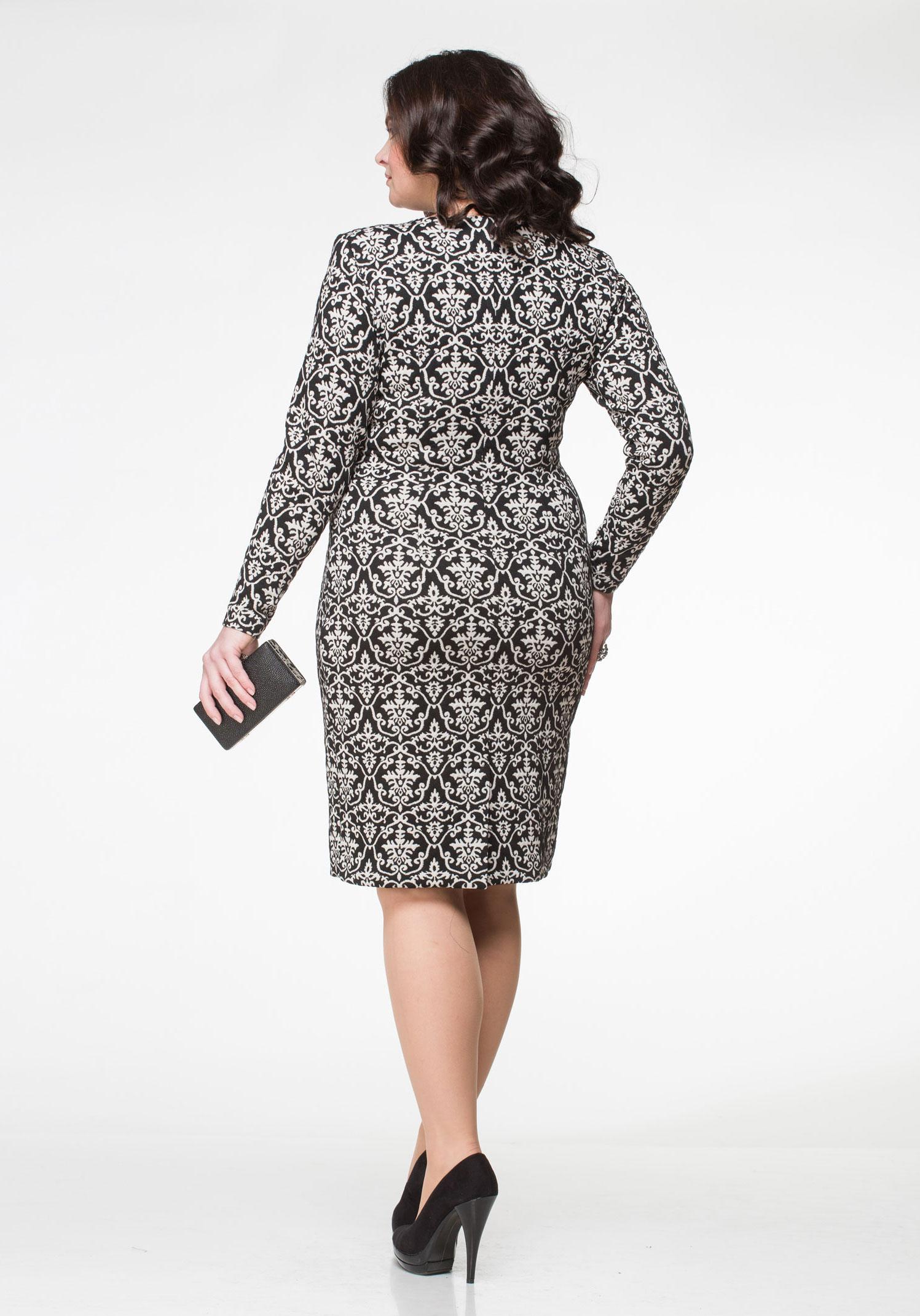 Платье женское. Модель 313783
