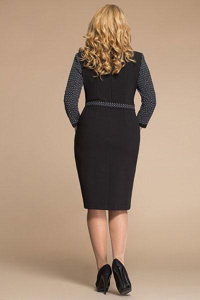 Платье, геометрический принт