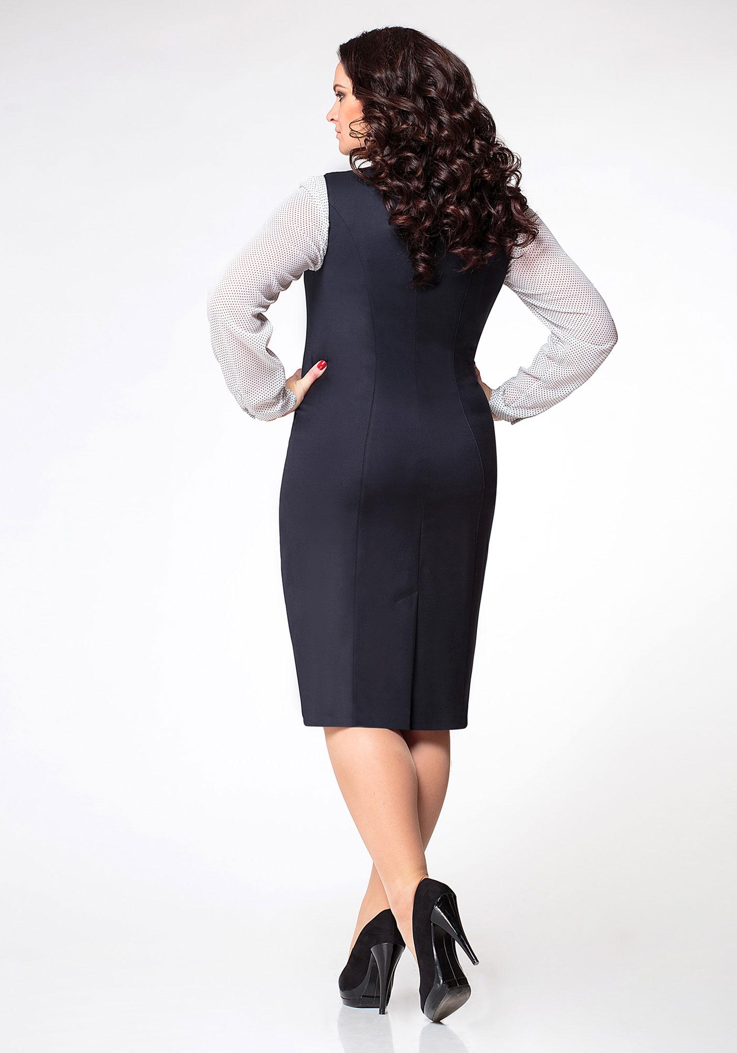 Платье-сарафан повседневное. Модель 335380b