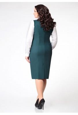 Платье-сарафан повседневное