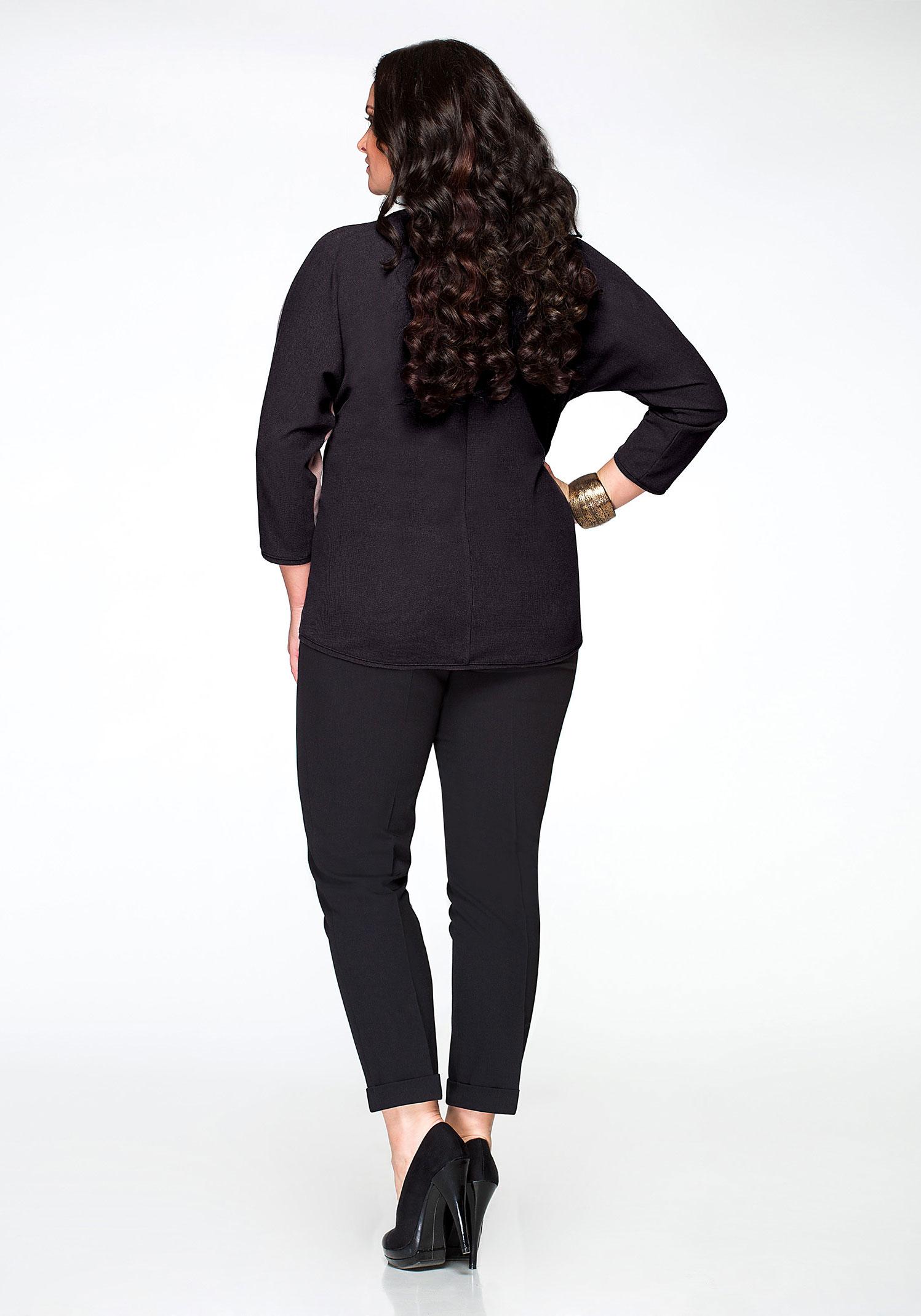 Женский брючный костюм. Модель 339620